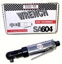 "3/8"" Air Ratchet Wrench Stubby # SA604"