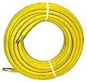 25 Ft Air Hose GY/Yellow