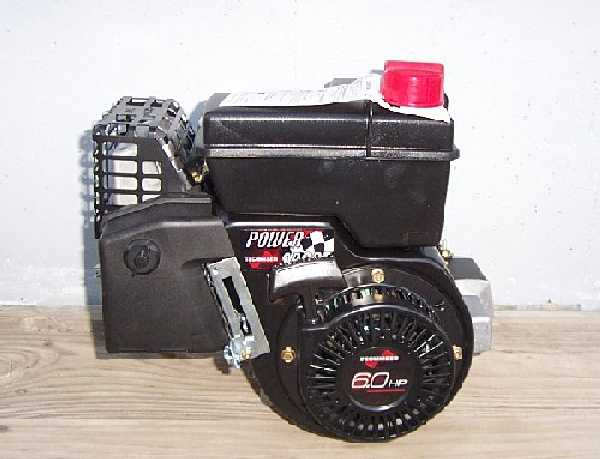 Small Engine Source.com OHH60-71113 Teseh Power Sport 6 HP ... on